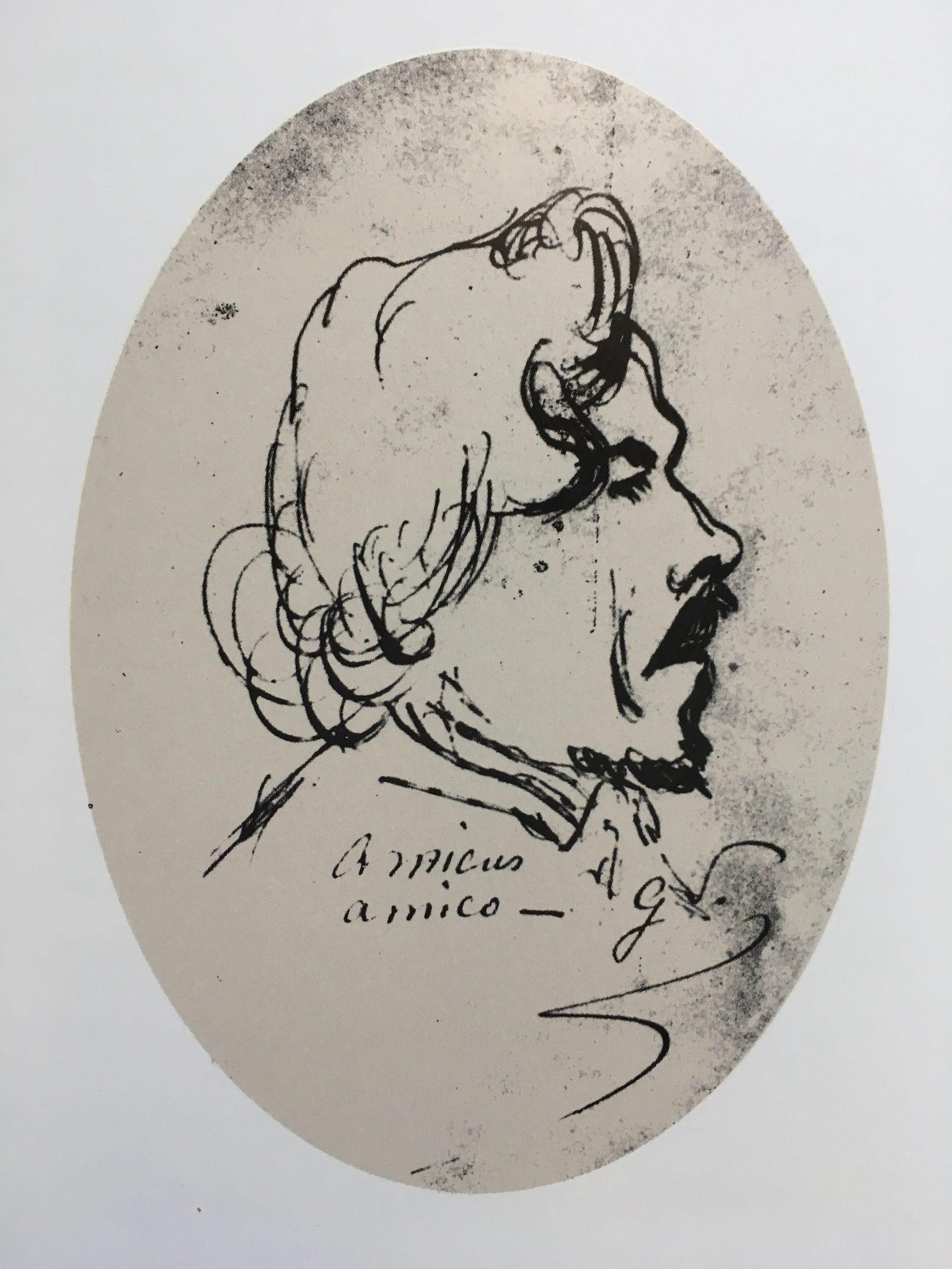 Eugène Delacroix par GS