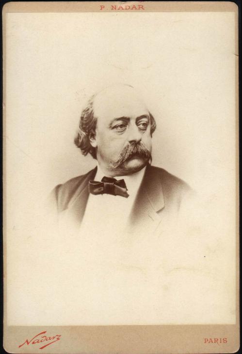 Gustave Flaubert par Nadar