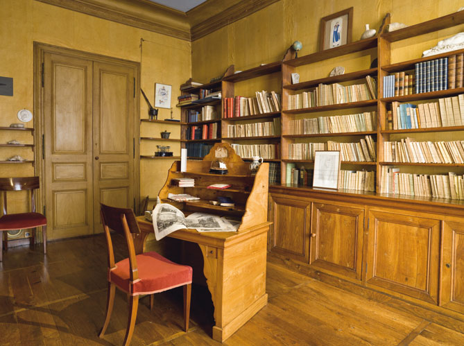 Cabinet-de-travail-de-George-Sand