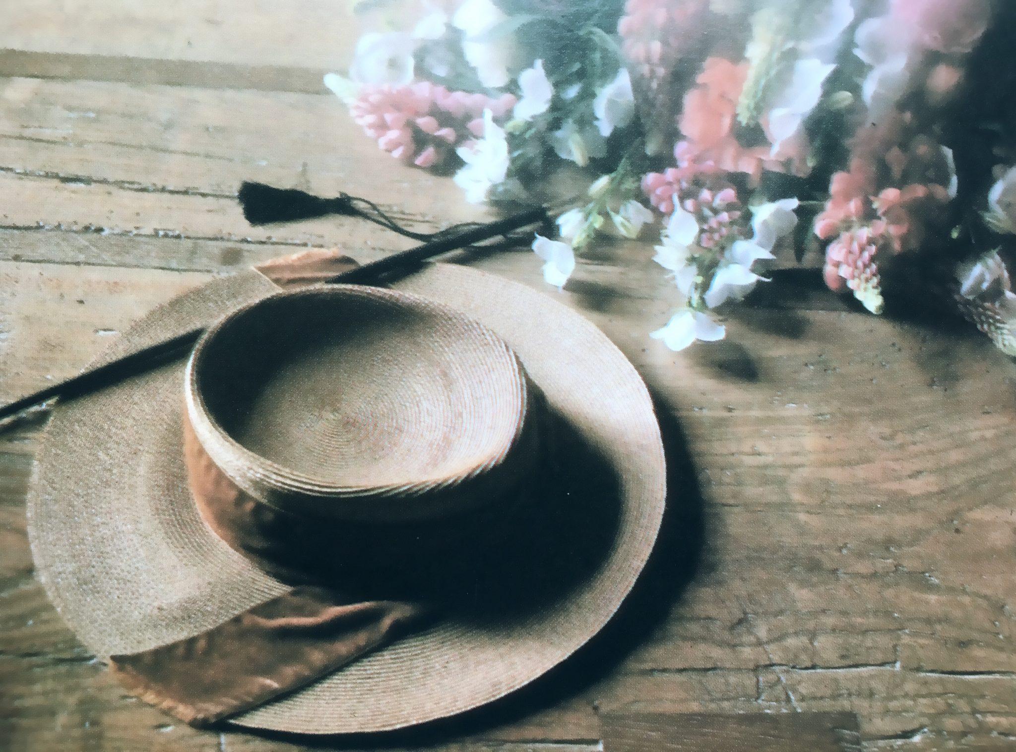 Chapeau de paille de George Sand