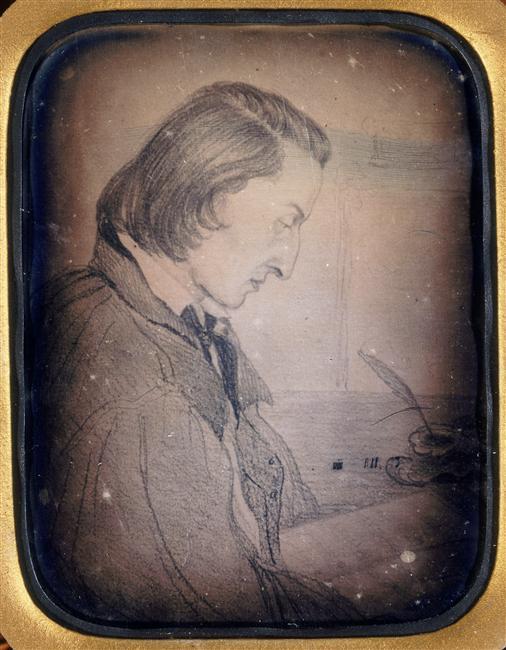 Chopin par George Sand