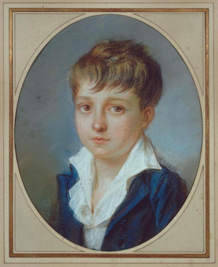 Hippolyte Chatiron, demi-frère de George Sand
