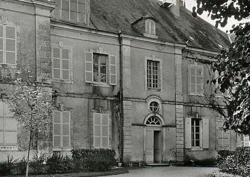 Nohant façade nord