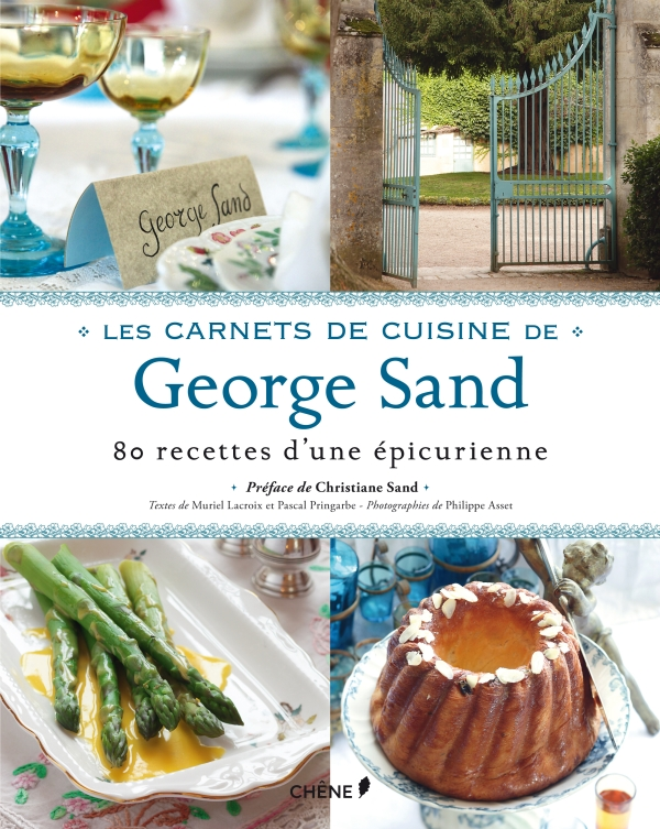 Les carnets de cuisine de George Sand