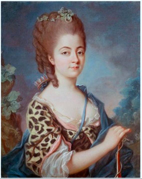 Marie-Aurore de Saxe, grand-mere de George Sand