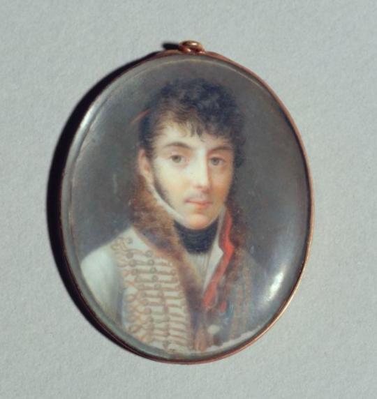 Maurice Dupin de Francueil, père de George Sand