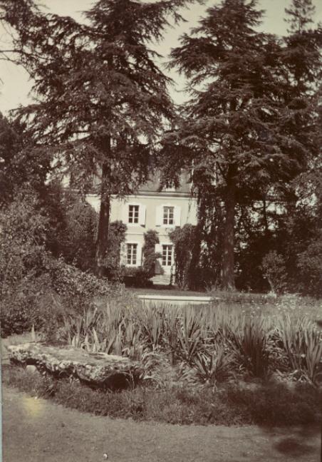 Nohant façade sud