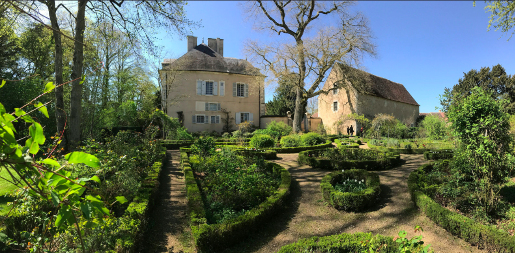 Nohant jardin à 360°