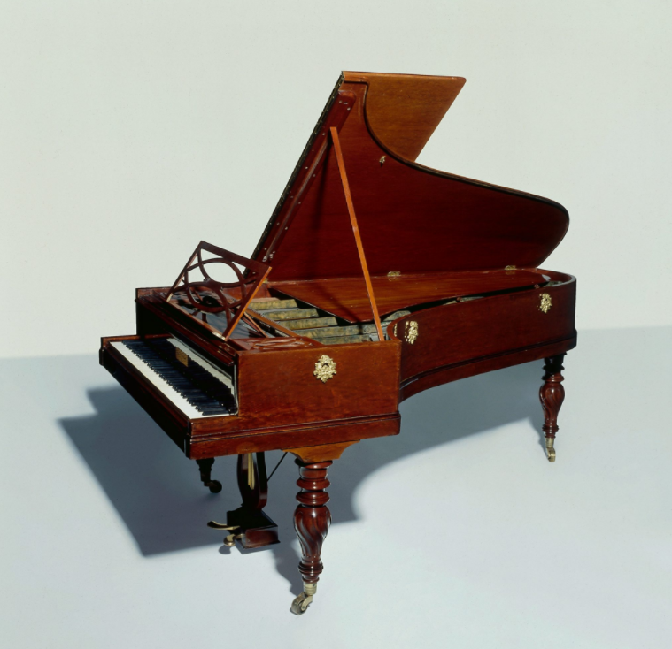 Piano Pleyel Chopin 1