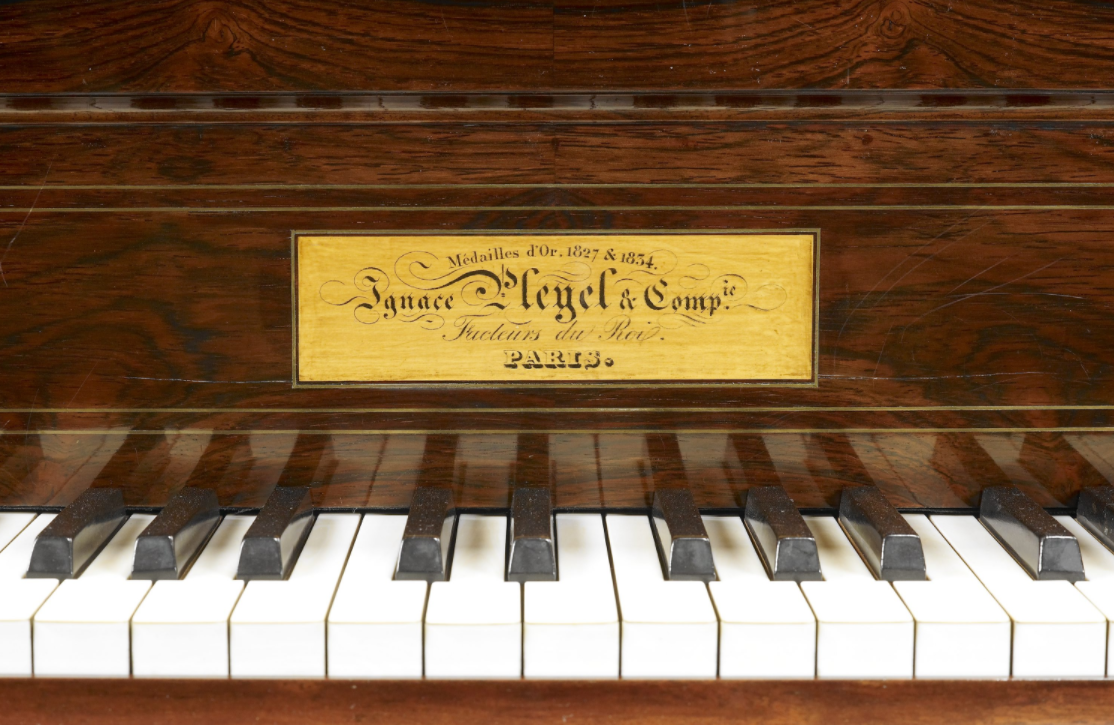 Piano Pleyel Chopin 2
