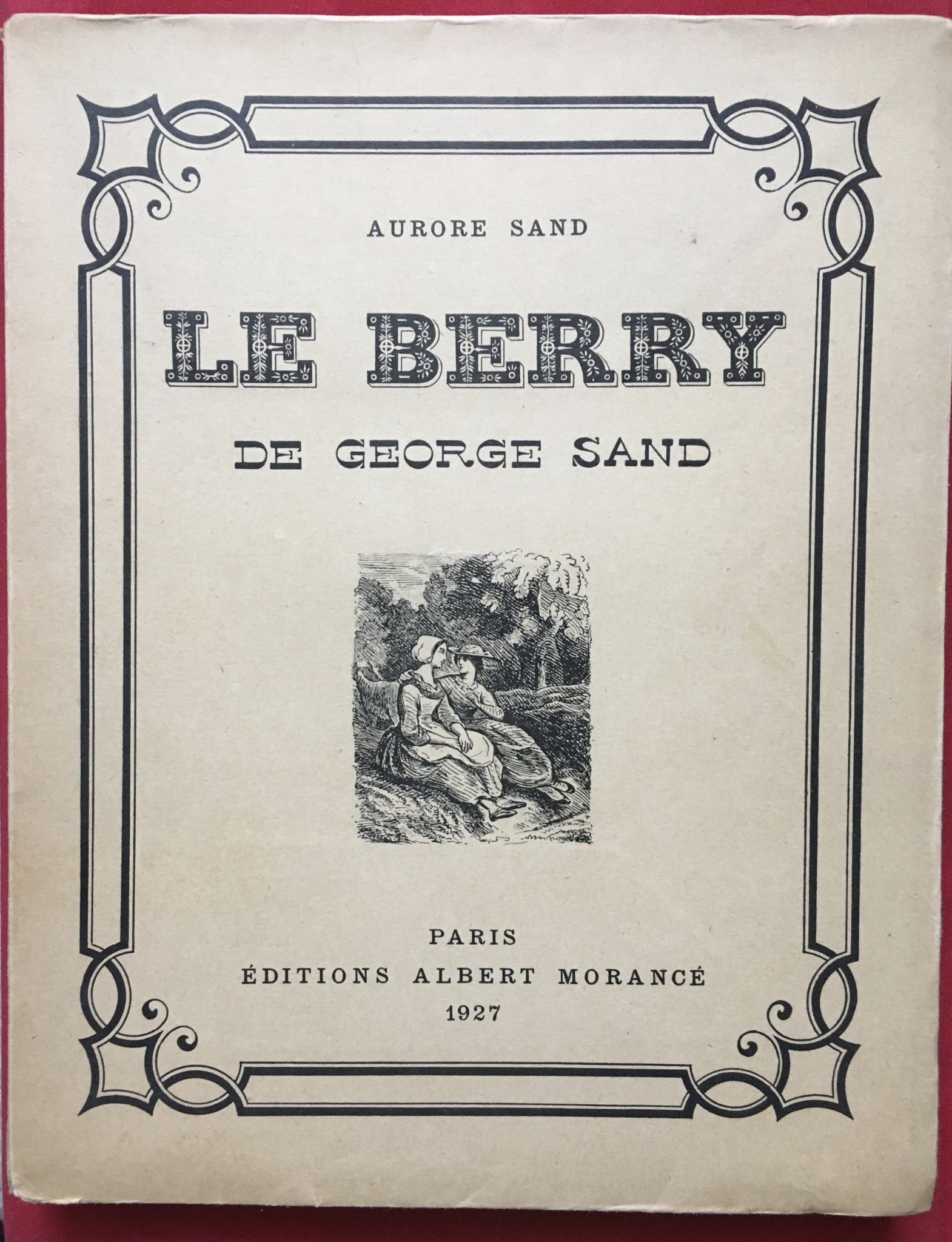 Le Berry de George Sand
