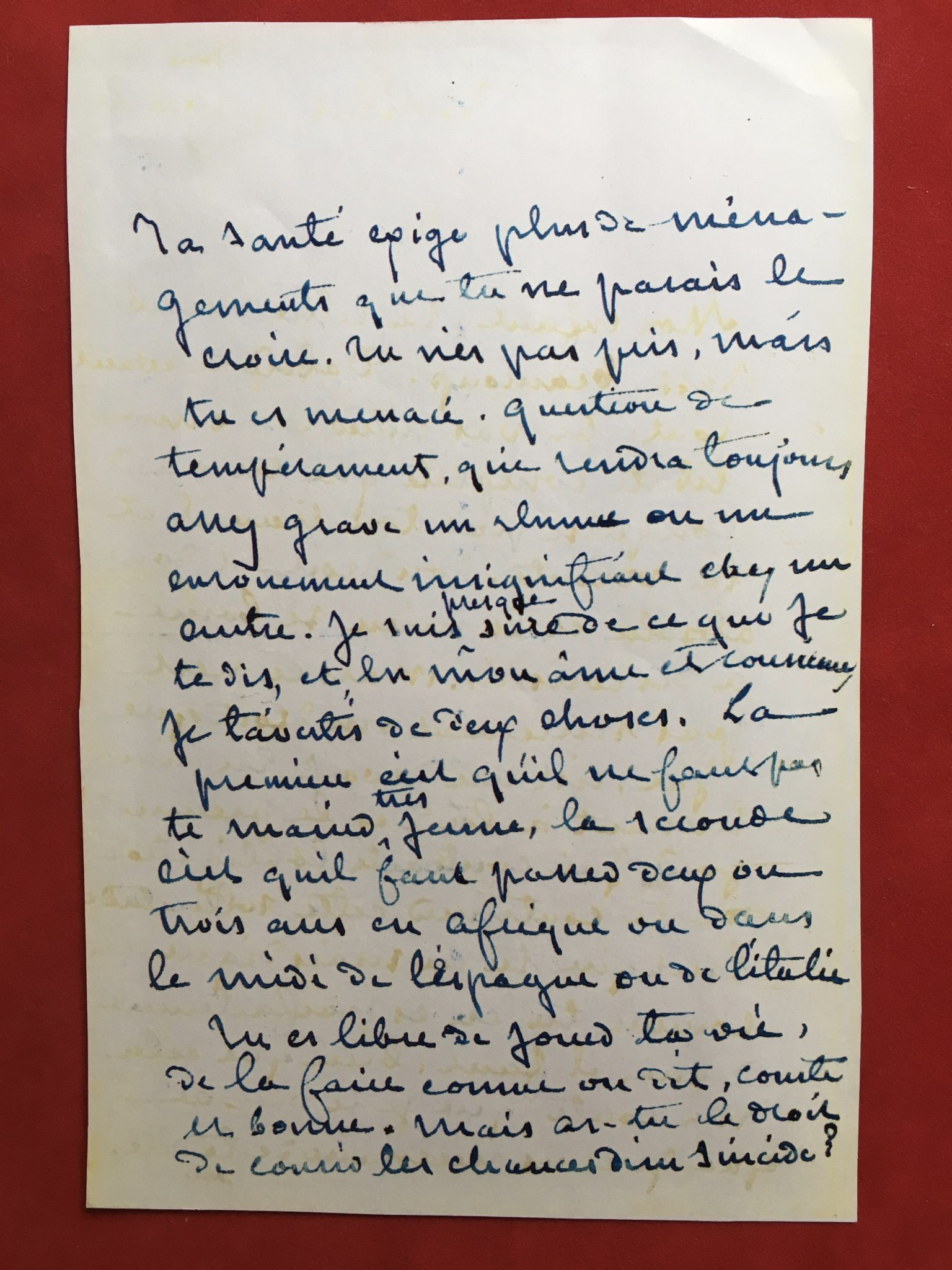 George Sand correspondance 2