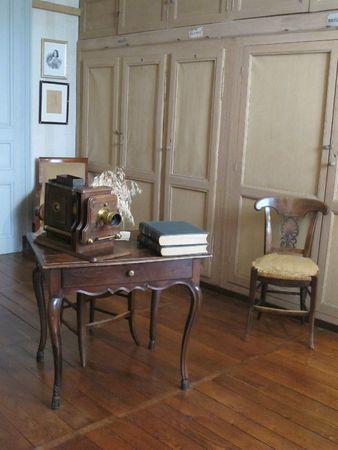 Bureau d'archives Nohant