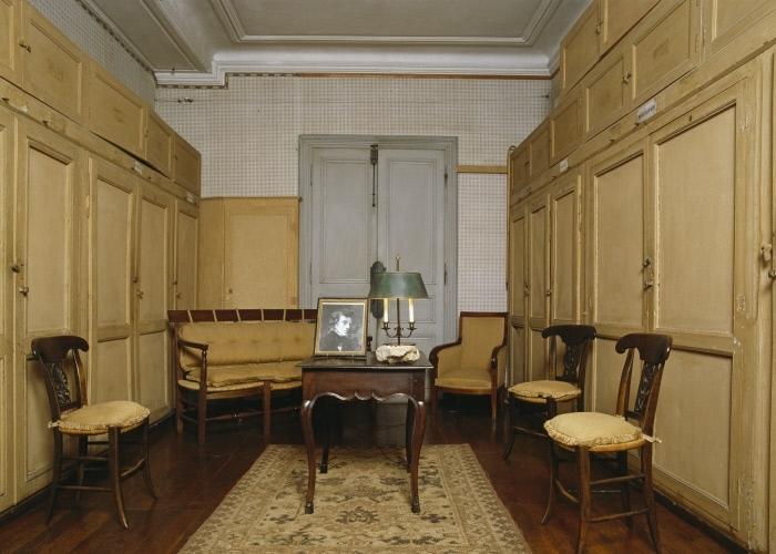 Bureau d'archives Nohant2