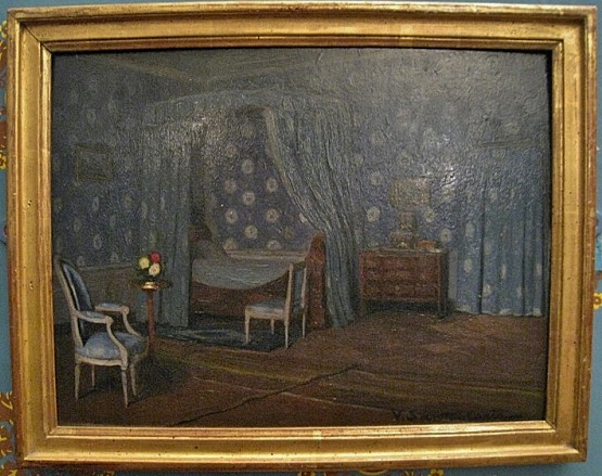 Chambre George Sand11