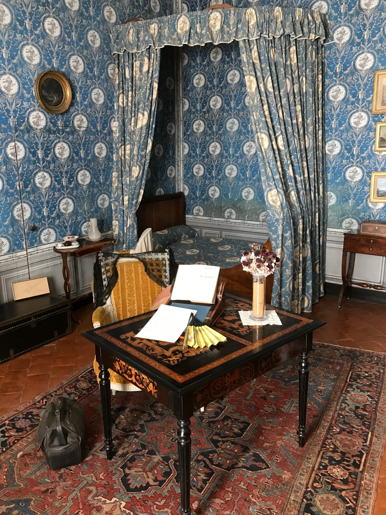 Chambre George Sand12