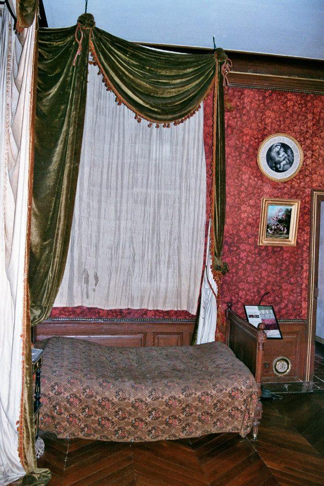 Chambre Nohant Lina6