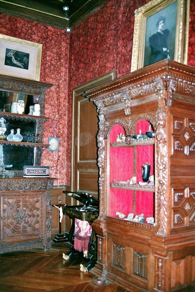 Chambre Nohant Lina7