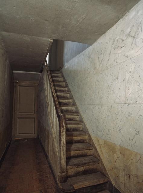 Escalier Nohant