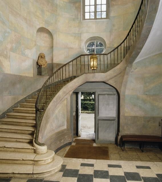 Escalier Nohant 2