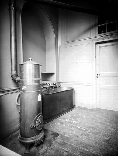 Salle de bain Nohant